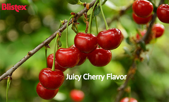 juicy cherry flavor