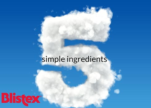 5 simple ingredients