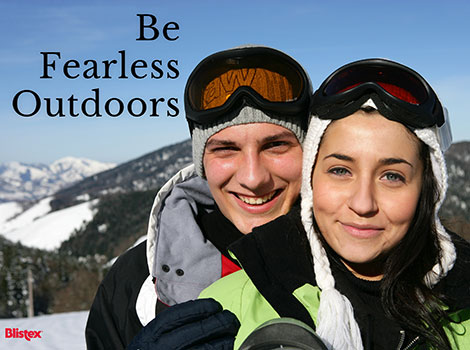 Be Fearless Outdoors