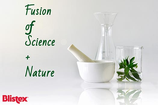Fusion of Science and Nature